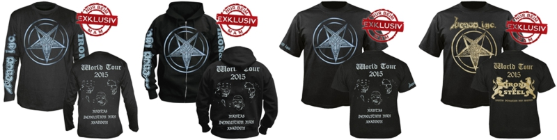 Offical VENOM Inc Merchandise